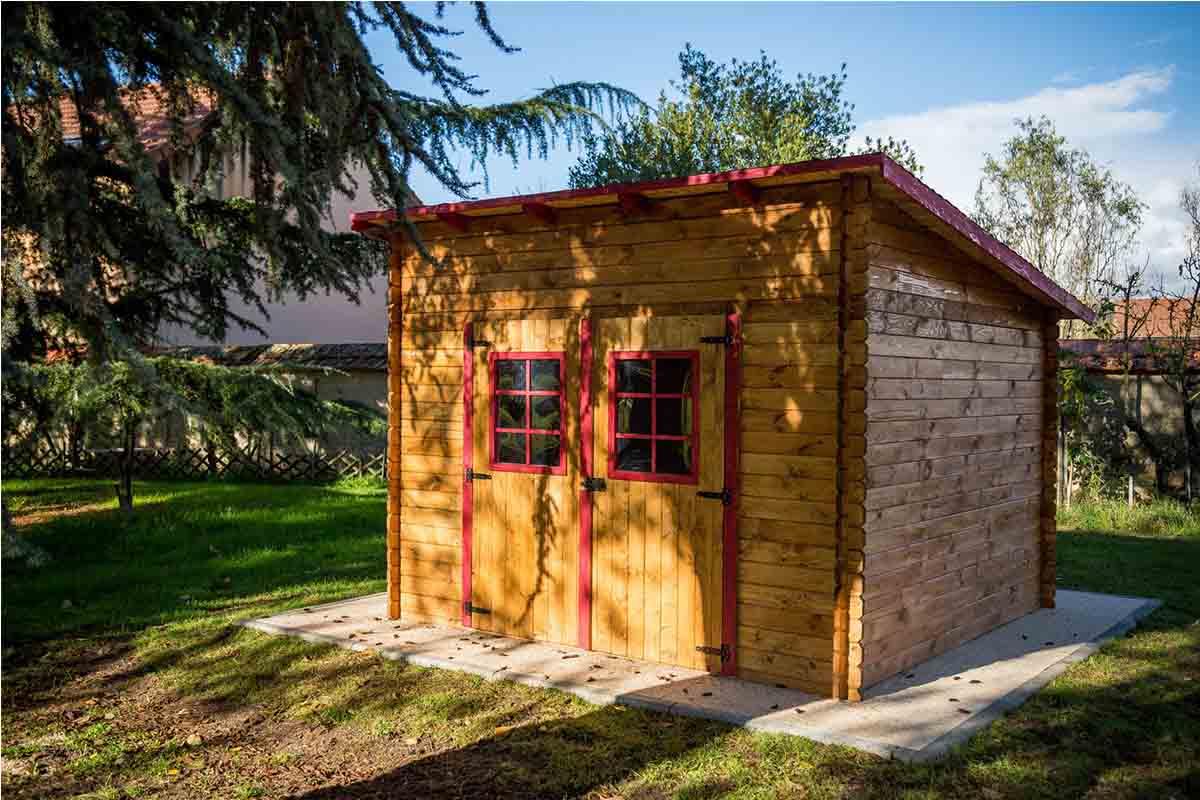 100 abris de jardin carports auvents abri de jardin for Toile de jardin castorama