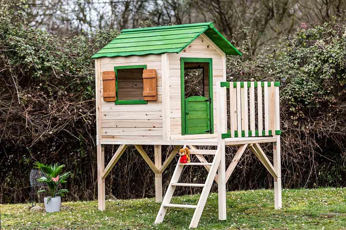Accueil foresta une r ponse tr s compl te autour de l for Construire maisonnette bois