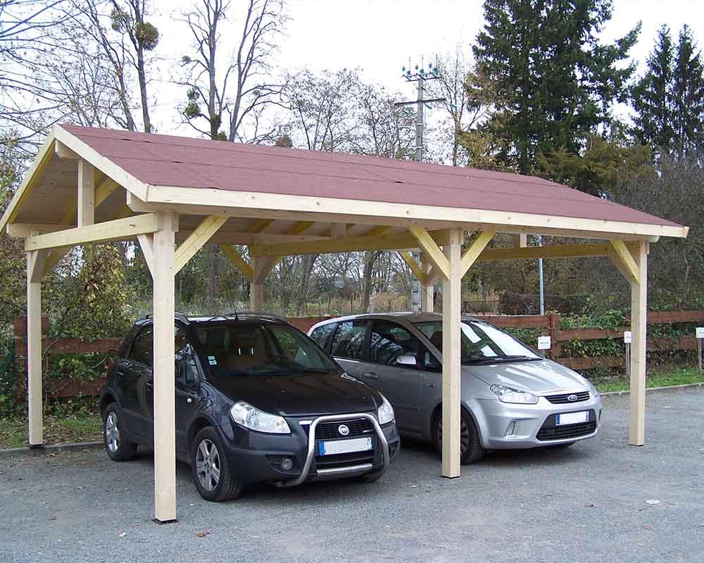 carport 3 voitures carport bois monza voitures autoclave cl xx with carport 3 voitures gallery. Black Bedroom Furniture Sets. Home Design Ideas