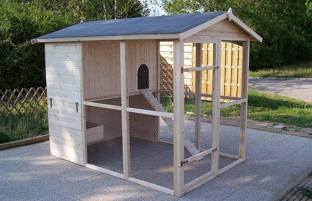 poulaillers foresta une r ponse tr s compl te autour de l 39 am nagement ext rieur. Black Bedroom Furniture Sets. Home Design Ideas
