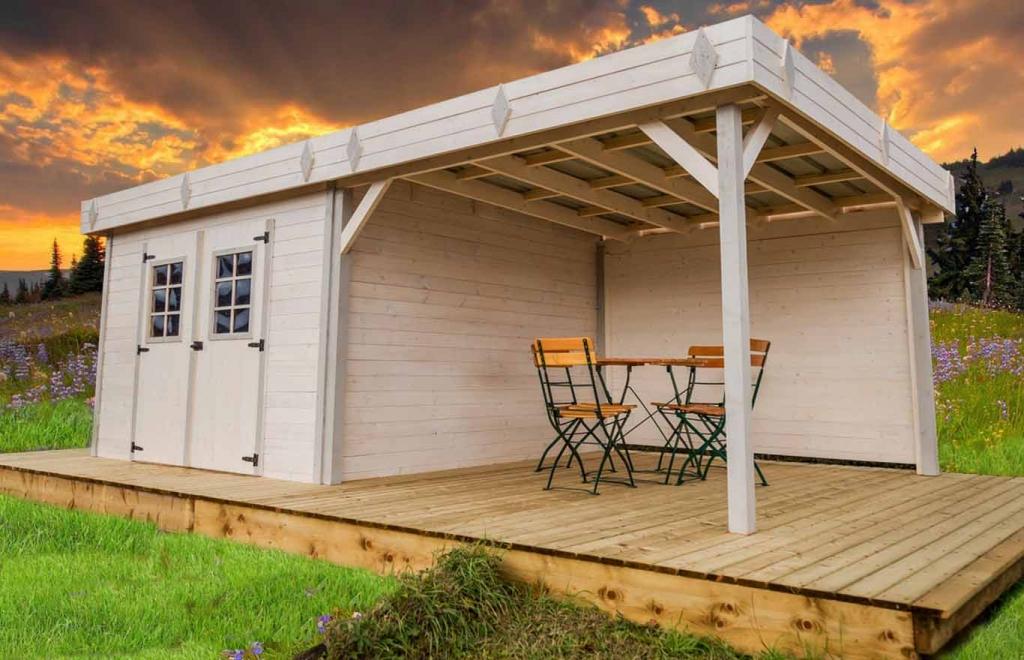 abris contemporains toit plat foresta une r ponse tr s compl te autour de l 39 am nagement. Black Bedroom Furniture Sets. Home Design Ideas