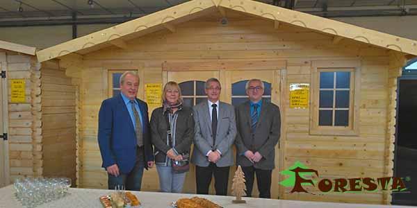 L'inauguration de la nouvelle entité FORESTA NOVA