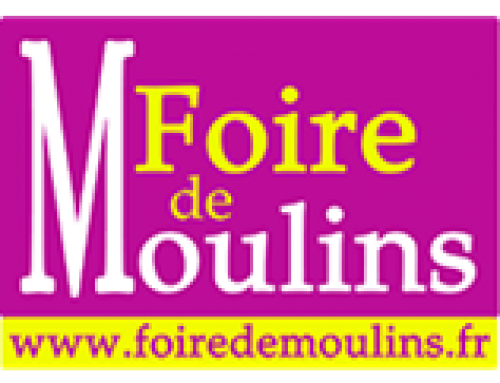FORESTA vous invite à nous retrouver à la foire de Moulins qui aura lieu du 2 au 11 février 2018.