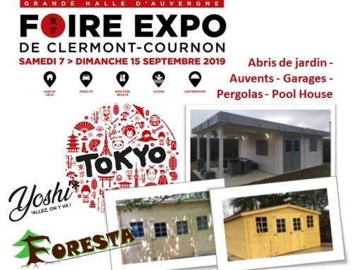 FOIRE EXPO CLERMONT